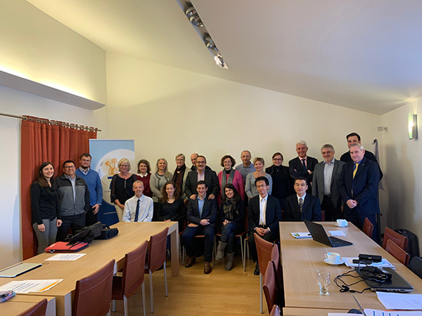 EBC Analysis Group met on 26 and 27 November 2018 at The Brewers of Europe's House